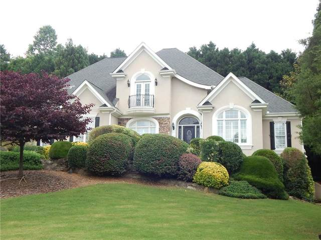 5770 Buck Hollow Drive, Alpharetta, GA 30005 (MLS #6734509) :: North Atlanta Home Team