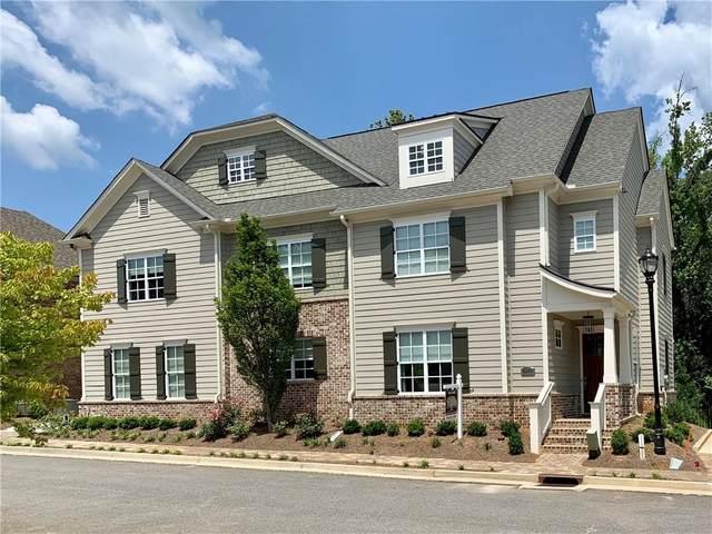 3473 Lafayette Park, Peachtree Corners, GA 30092 (MLS #6734638) :: North Atlanta Home Team