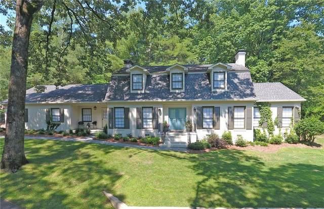 1761 Valley Road NE, Gainesville, GA 30501 (MLS #6734839) :: BHGRE Metro Brokers