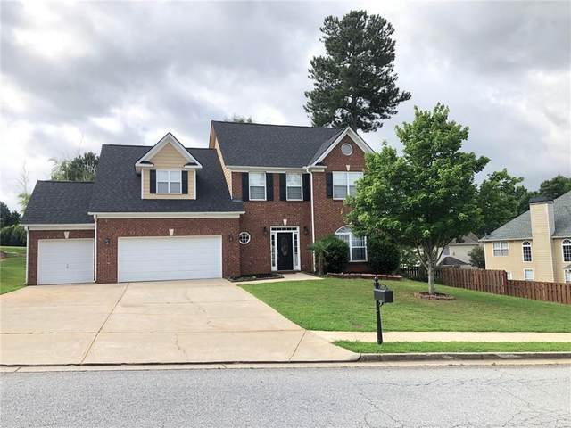 255 Cherington Lane, Lawrenceville, GA 30044 (MLS #6734962) :: Tonda Booker Real Estate Sales