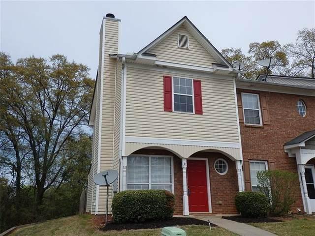 31 Timber Ridge Drive, Cartersville, GA 30121 (MLS #6735029) :: Kennesaw Life Real Estate