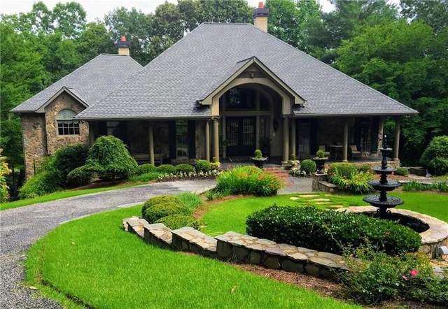 1180 Ridley Road, Dahlonega, GA 30533 (MLS #6735186) :: The Heyl Group at Keller Williams