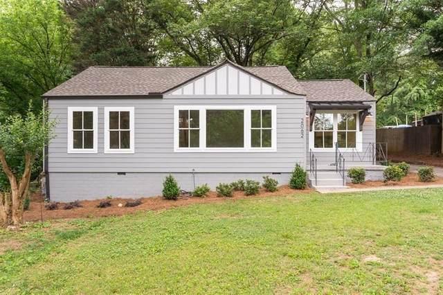 2062 Harold Avenue SE, Smyrna, GA 30080 (MLS #6735317) :: North Atlanta Home Team