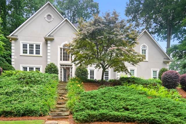 974 Forest Pond Circle, Marietta, GA 30068 (MLS #6735961) :: RE/MAX Prestige