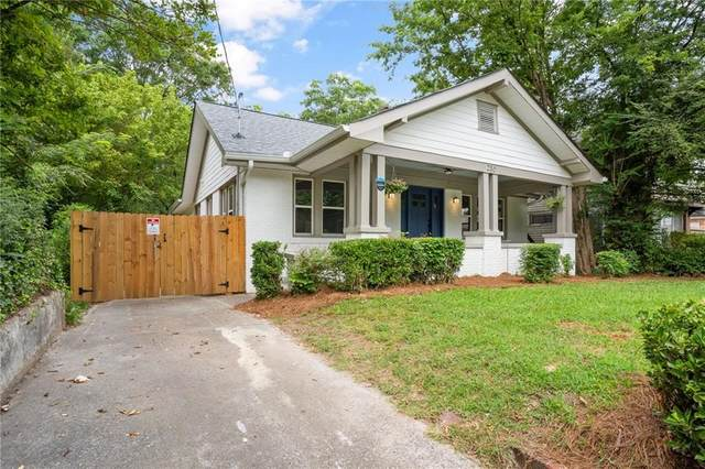 230 Joseph E Lowery Boulevard NW, Atlanta, GA 30314 (MLS #6736189) :: Vicki Dyer Real Estate
