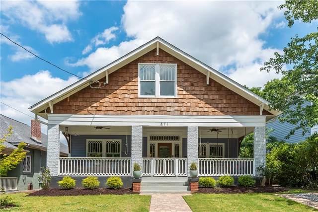 571 Cleburne Terrace NE, Atlanta, GA 30307 (MLS #6736486) :: North Atlanta Home Team