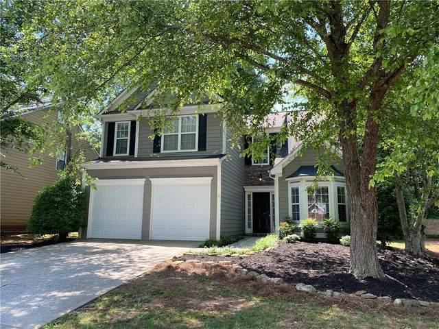 4296 Brighton Way NW, Kennesaw, GA 30144 (MLS #6736520) :: Kennesaw Life Real Estate