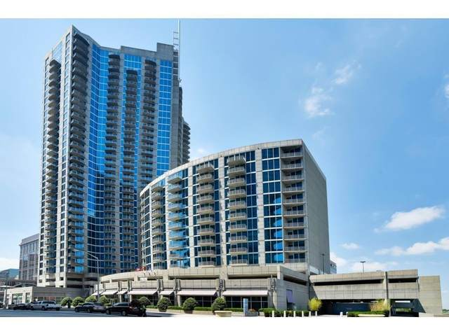 400 W Peachtree Street NW #2911, Atlanta, GA 30308 (MLS #6736652) :: Tonda Booker Real Estate Sales