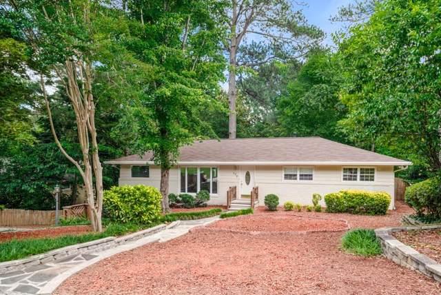 377 Springdale Drive, Atlanta, GA 30305 (MLS #6736669) :: The Heyl Group at Keller Williams