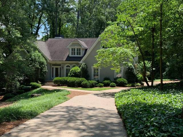 4740 Ridgegate Circle, Peachtree Corners, GA 30097 (MLS #6737033) :: North Atlanta Home Team