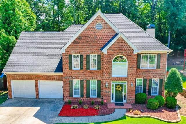 3920 Collier Trace NW, Kennesaw, GA 30144 (MLS #6737565) :: Kennesaw Life Real Estate