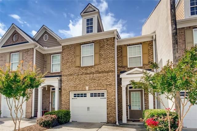 1749 Coleville Oak Lane, Lawrenceville, GA 30046 (MLS #6737829) :: The Heyl Group at Keller Williams