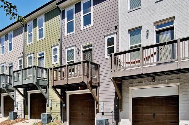 2181 Colvin Court NW, Atlanta, GA 30318 (MLS #6738072) :: Good Living Real Estate