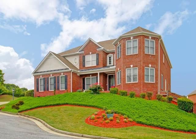 912 Masters Walk, Stone Mountain, GA 30087 (MLS #6738148) :: North Atlanta Home Team