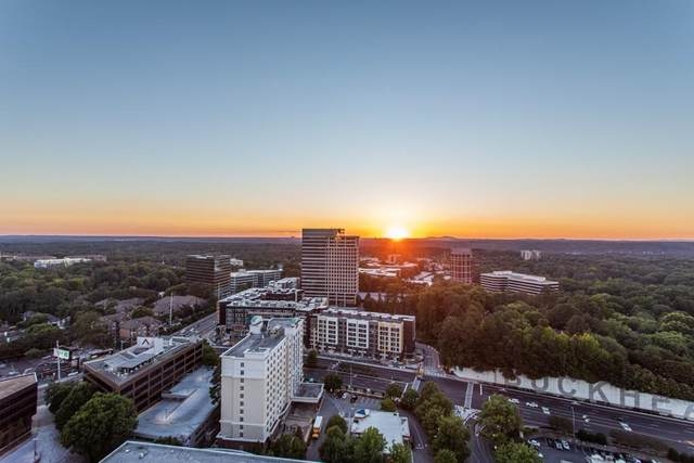 3338 Peachtree Road #3002, Atlanta, GA 30326 (MLS #6738205) :: Dillard and Company Realty Group