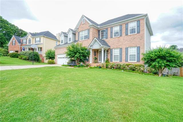 1215 Great Oaks Drive, Lawrenceville, GA 30045 (MLS #6738277) :: North Atlanta Home Team