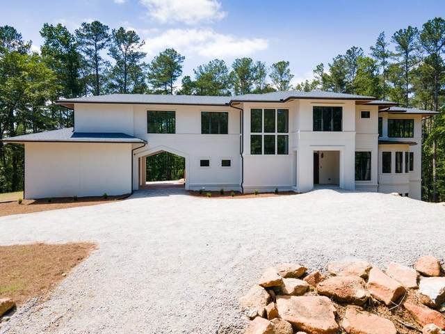 7330 Old Rico Road, Chattahoochee Hills, GA 30268 (MLS #6738293) :: The Cowan Connection Team