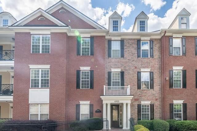 4905 Ivy Ridge Drive SE #402, Atlanta, GA 30339 (MLS #6738473) :: The Butler/Swayne Team