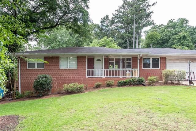 3342 Lilla, Marietta, GA 30060 (MLS #6738542) :: North Atlanta Home Team