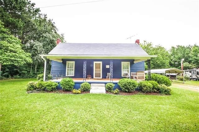 441 Smith Chapel Road, Bowdon, GA 30108 (MLS #6738642) :: Path & Post Real Estate