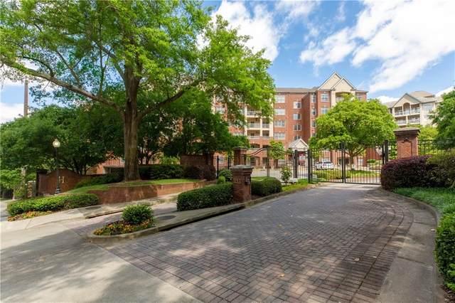 211 Colonial Homes Drive NW #1309, Atlanta, GA 30309 (MLS #6738649) :: North Atlanta Home Team