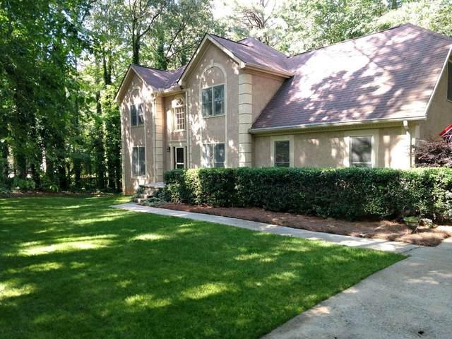 205 Oxford Lane, Fayetteville, GA 30215 (MLS #6738676) :: RE/MAX Paramount Properties
