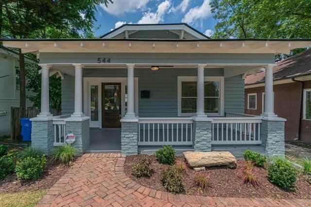 544 Winton Terrace NE, Atlanta, GA 30308 (MLS #6738697) :: RE/MAX Paramount Properties