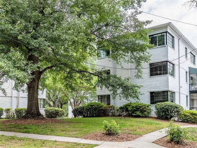 1136 Briarcliff Road NE #5, Atlanta, GA 30306 (MLS #6738794) :: North Atlanta Home Team