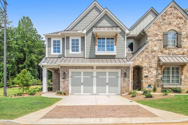 4180 Avid Park NE #8, Marietta, GA 30062 (MLS #6738880) :: The Hinsons - Mike Hinson & Harriet Hinson