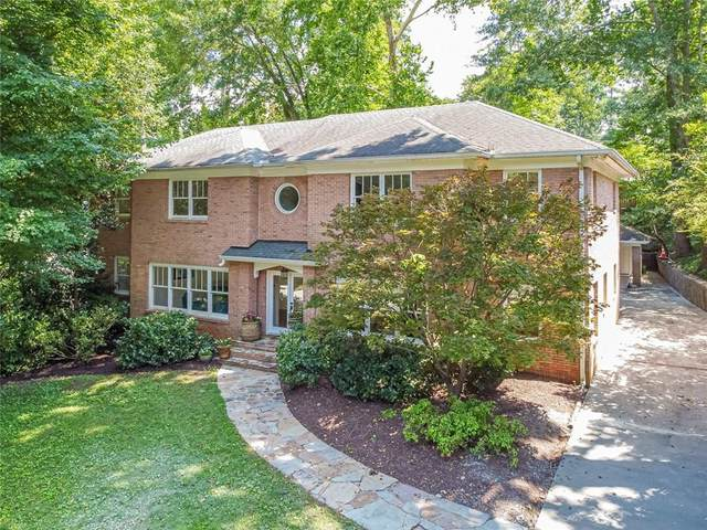 877 Berkshire Road NE, Atlanta, GA 30324 (MLS #6739100) :: The Heyl Group at Keller Williams