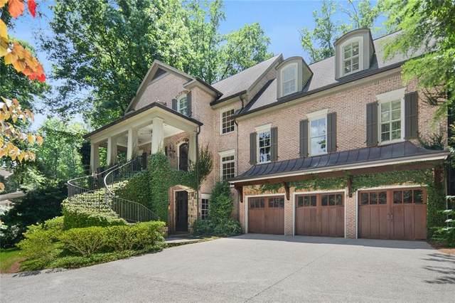 4020 Stovall Terrace, Atlanta, GA 30342 (MLS #6739157) :: Keller Williams Realty Atlanta Classic