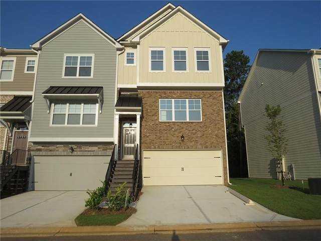 2727 Hedgeway Circle, Kennesaw, GA 30144 (MLS #6739176) :: The Butler/Swayne Team