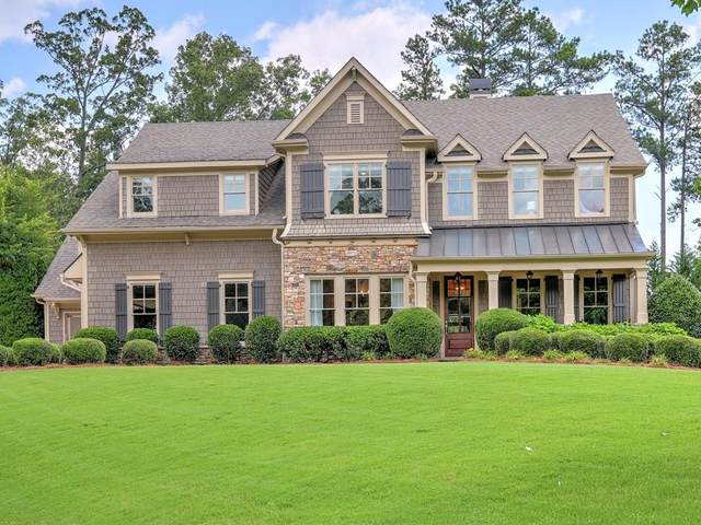 1718 Ardglass Court NW, Kennesaw, GA 30152 (MLS #6739289) :: Path & Post Real Estate