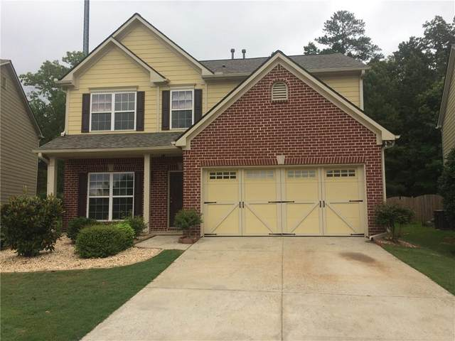 438 Crestmont Lane, Canton, GA 30114 (MLS #6739575) :: North Atlanta Home Team