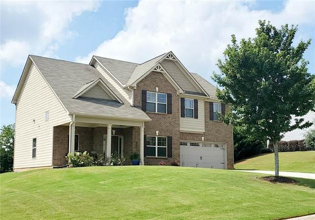 1074 Abe Lincoln Way, Jefferson, GA 30549 (MLS #6739686) :: The Heyl Group at Keller Williams