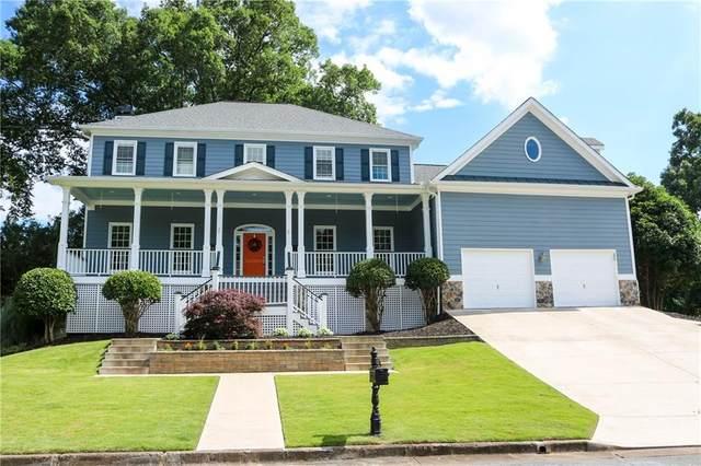 554 Old Canton Road, Marietta, GA 30068 (MLS #6739698) :: RE/MAX Prestige
