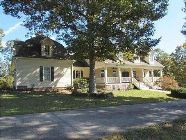 1135 Griffin Road, Lavonia, GA 30553 (MLS #6739831) :: North Atlanta Home Team
