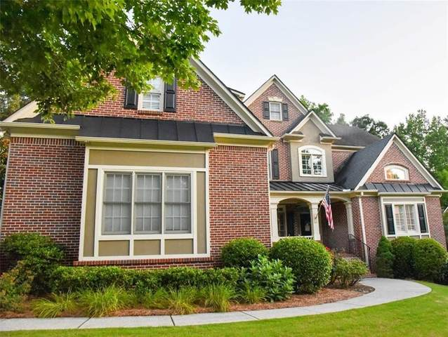 941 Kinghorn Drive NW, Kennesaw, GA 30152 (MLS #6739832) :: North Atlanta Home Team
