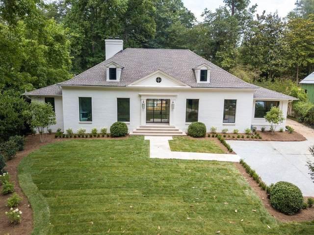 447 Valley Road NW, Atlanta, GA 30305 (MLS #6739847) :: The Heyl Group at Keller Williams