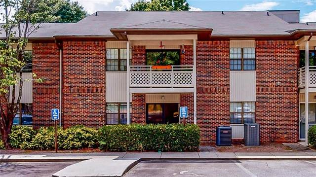 475 Mount Vernon Hwy Highway NE C127, Sandy Springs, GA 30328 (MLS #6740048) :: Dillard and Company Realty Group