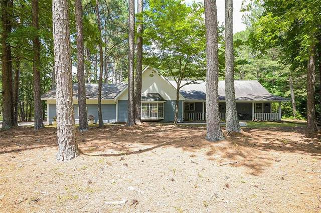 341 Posey Road, Newnan, GA 30265 (MLS #6740191) :: The Heyl Group at Keller Williams