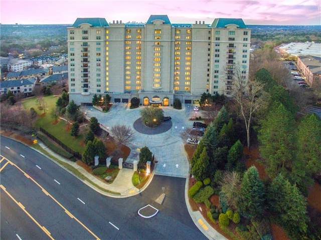 2700 Paces Ferry Road SE #203, Atlanta, GA 30339 (MLS #6740197) :: Tonda Booker Real Estate Sales