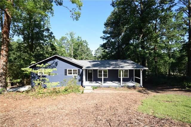 6687 Camp Lane, Acworth, GA 30102 (MLS #6740207) :: North Atlanta Home Team