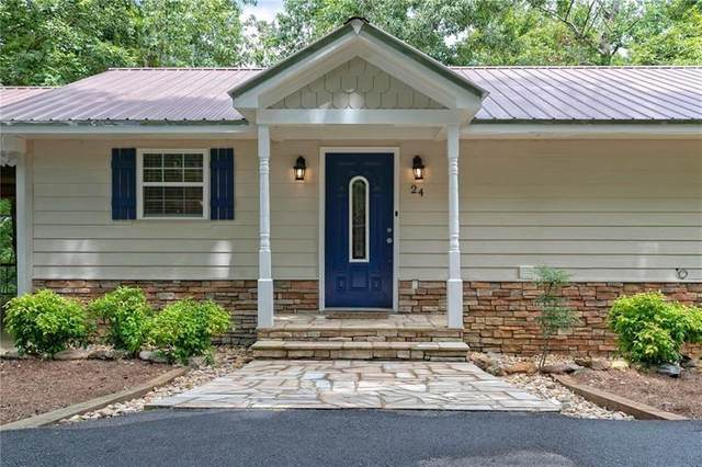 24 Swan Circle SE, White, GA 30184 (MLS #6740225) :: Kennesaw Life Real Estate