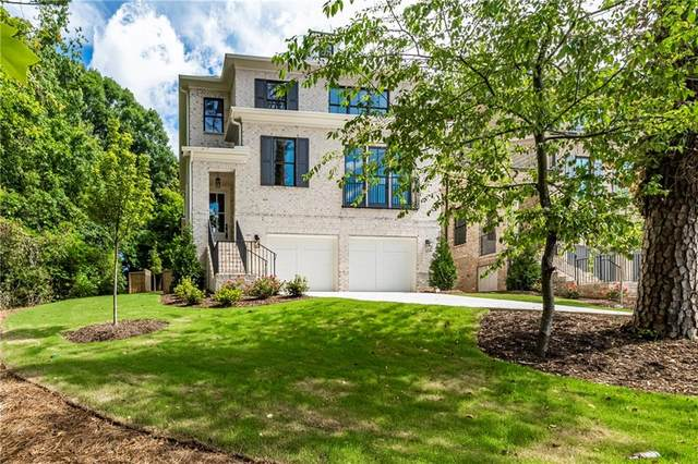 1145 Druid Fields Court, Decatur, GA 30033 (MLS #6740268) :: RE/MAX Prestige