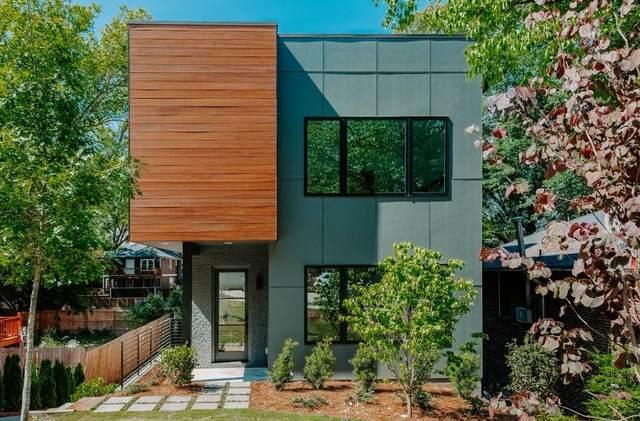 534 Morgan Street NE B, Atlanta, GA 30308 (MLS #6740321) :: Vicki Dyer Real Estate