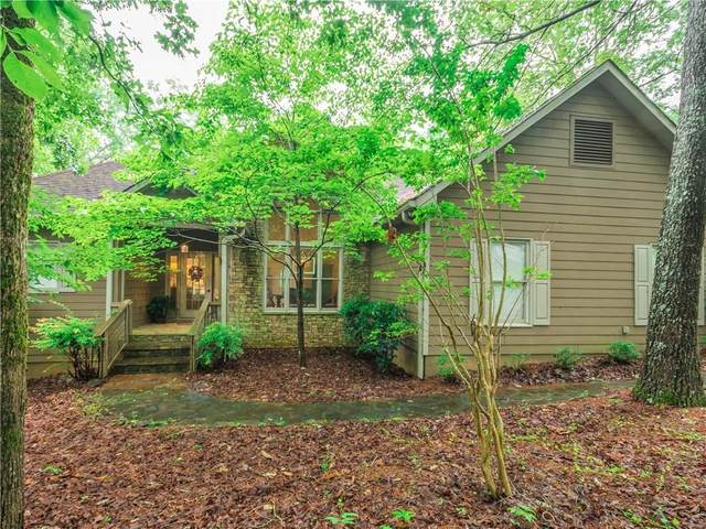1090 Hunters Trace, Big Canoe, GA 30143 (MLS #6740389) :: Path & Post Real Estate