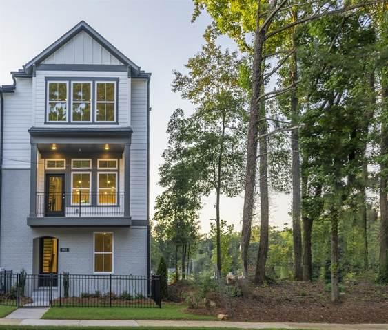 903 Katie Kerr Drive #1, Decatur, GA 30030 (MLS #6740403) :: Good Living Real Estate