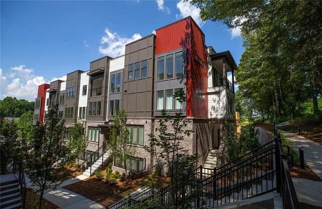 399 Pratt Drive #907, Atlanta, GA 30315 (MLS #6740438) :: Dillard and Company Realty Group