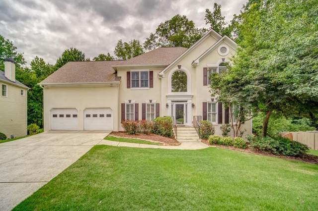 1445 Richards Circle, Alpharetta, GA 30009 (MLS #6740634) :: North Atlanta Home Team